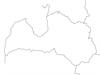 Latvijas karte