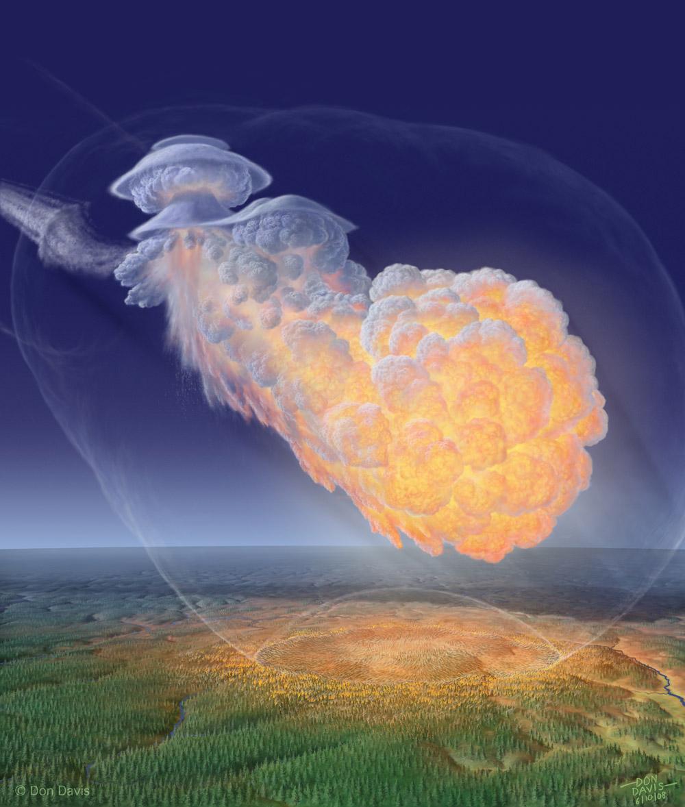 Tunguskas asteroīds