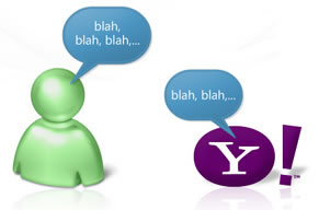 Windows Live Messenger and Yahoo Messenger interoperablility